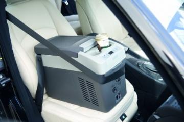 Waeco Coolfreeze CDF 11 im Auto