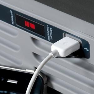 Waeco Coolfreeze CFX 40 Kühlbox USB-Anschluss