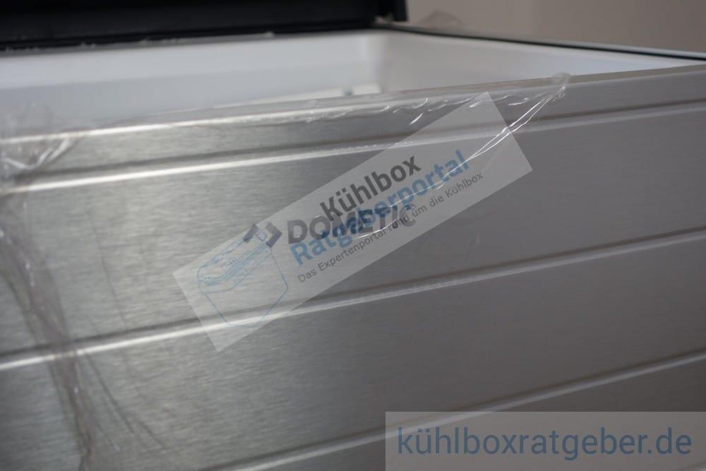Schönes Aluminium wurde an der Dometic 2200 EGP verbaut!