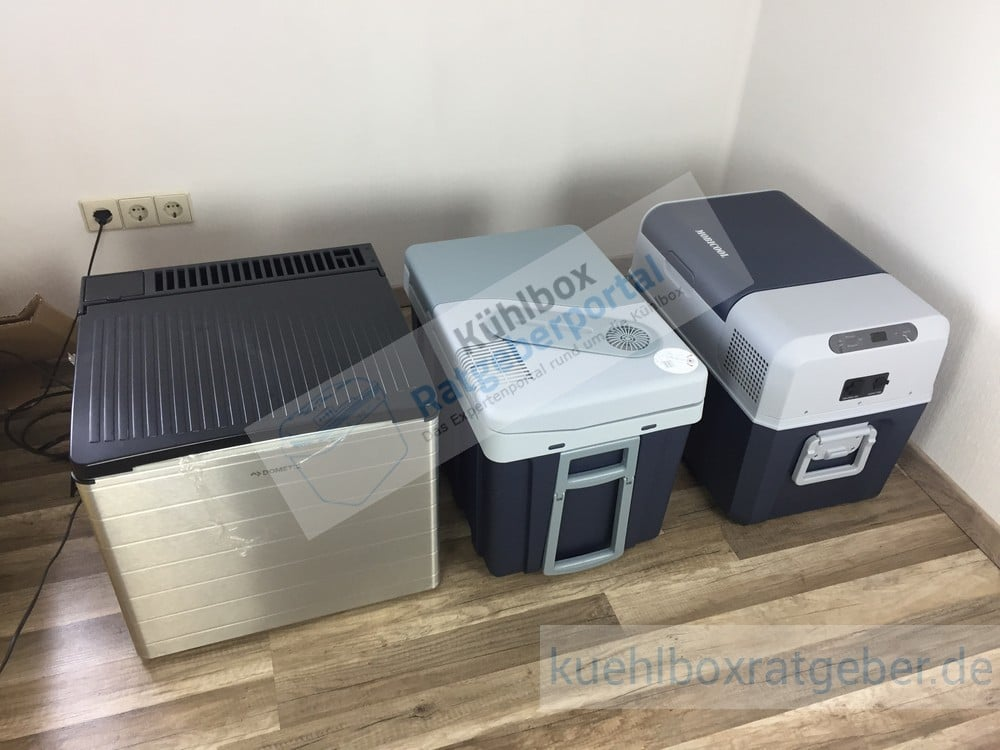 Kühlbox Test - Absorber Kühlbox, Kompressor und Thermoelektrisch im Vergleich