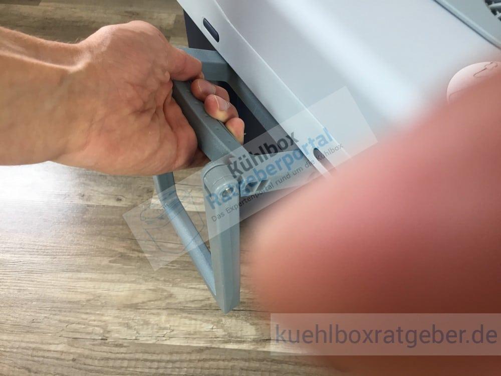 Mobicool W40 Kühlbox Griff