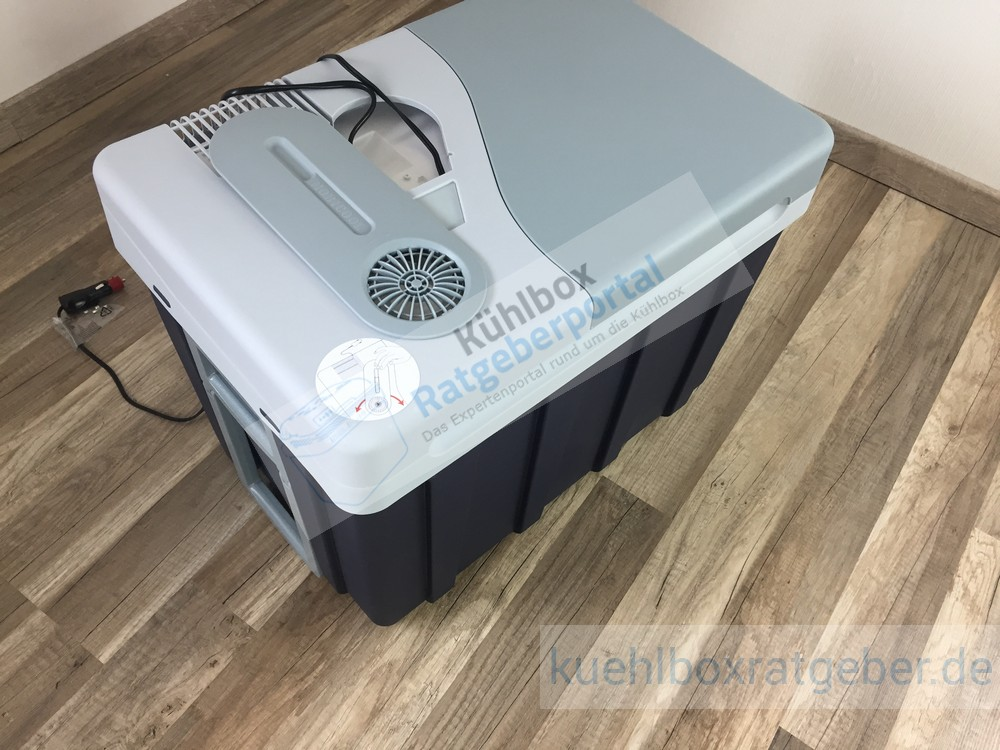 Mobicool W40 Kühlbox Test